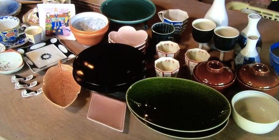 Kouraku Kiln ceramics treasure hunt