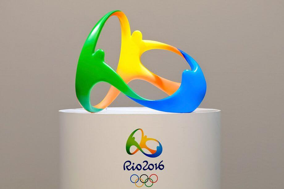 Sculpture given to olympic athletes