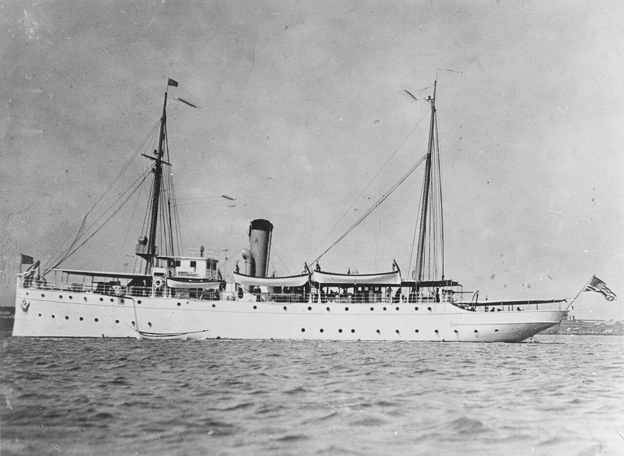 USCGC Tampa