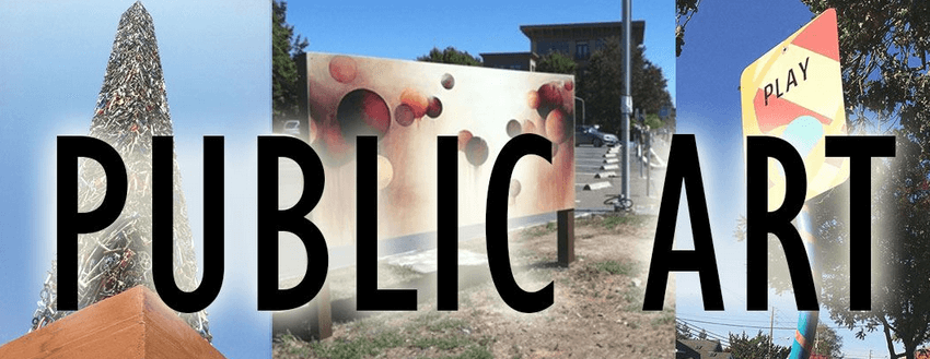Santa Rosa Public Art masthead