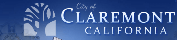City of Claremont CA call for artists