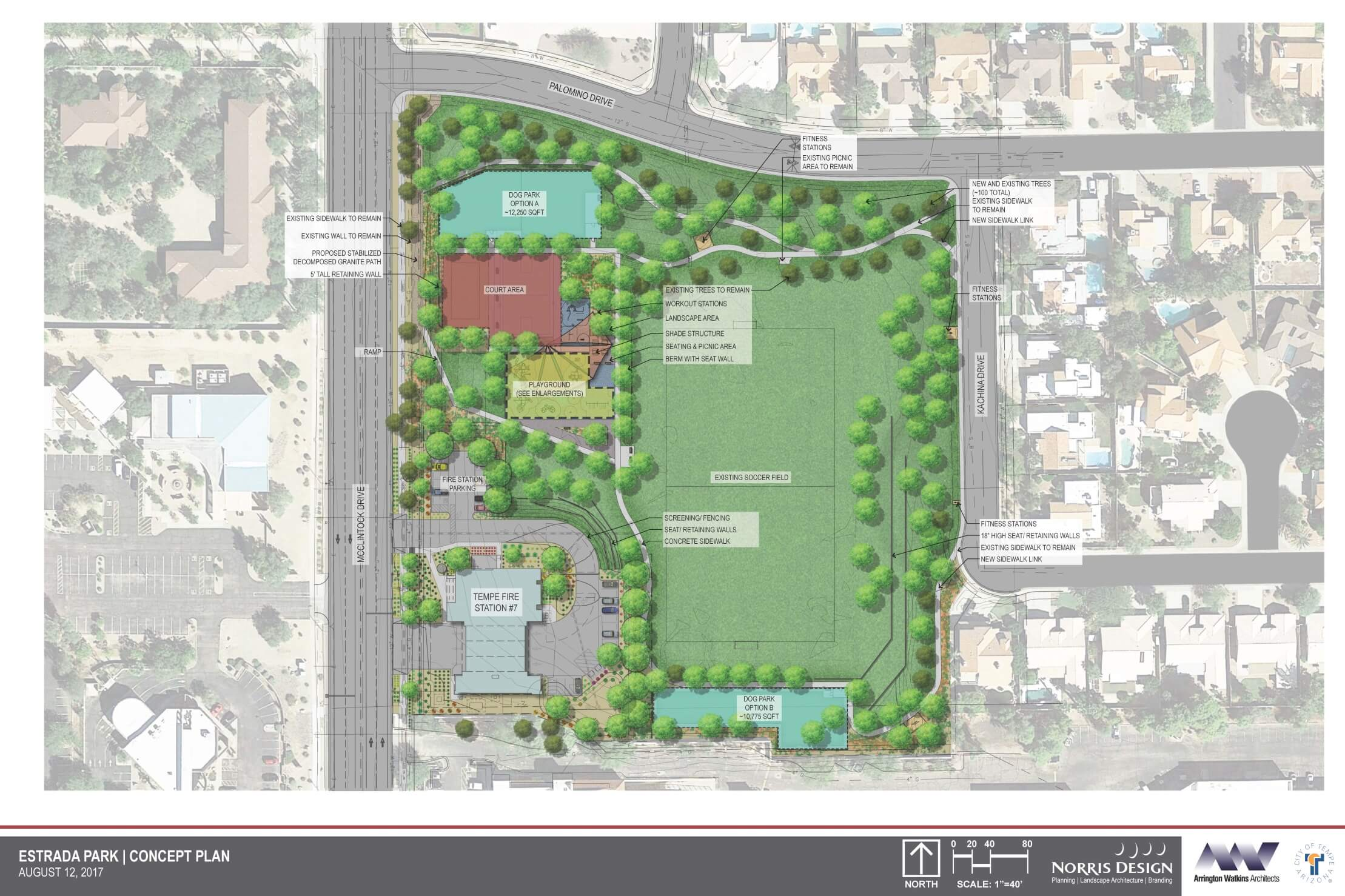 Estrada Park Public Art Opportunity Plan