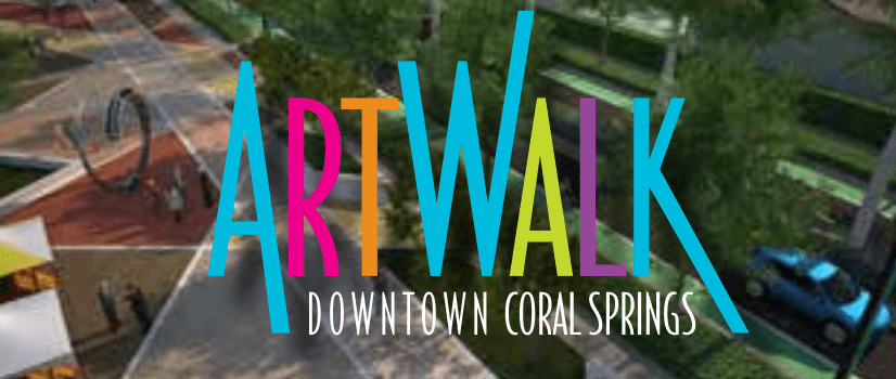 Call for Artists: Sculpture on Sample/ArtWalk, Coral Springs, FL