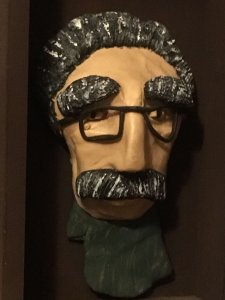 Mana Yazdaniamiri sculpture