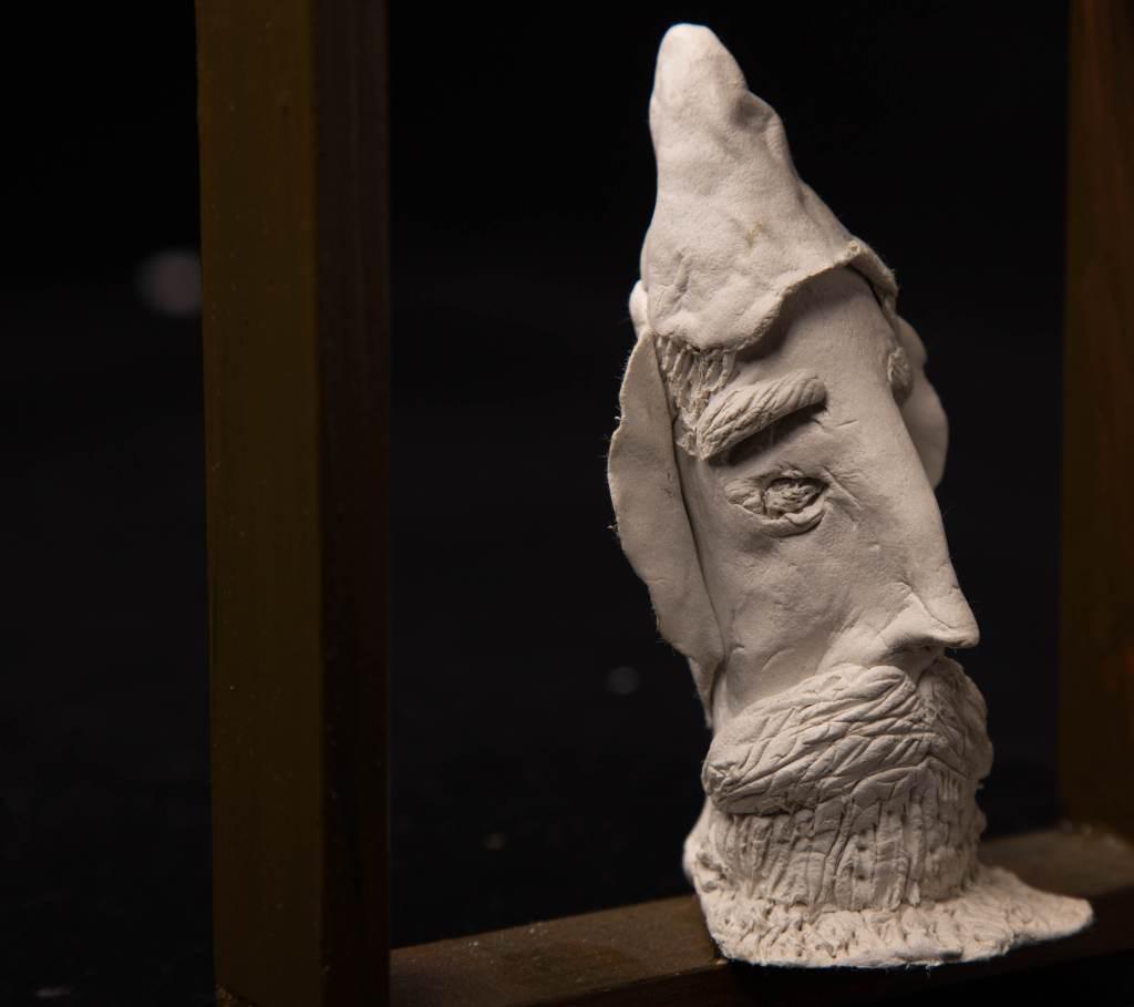 Mana Yazdaniamiri Iranian sculpture