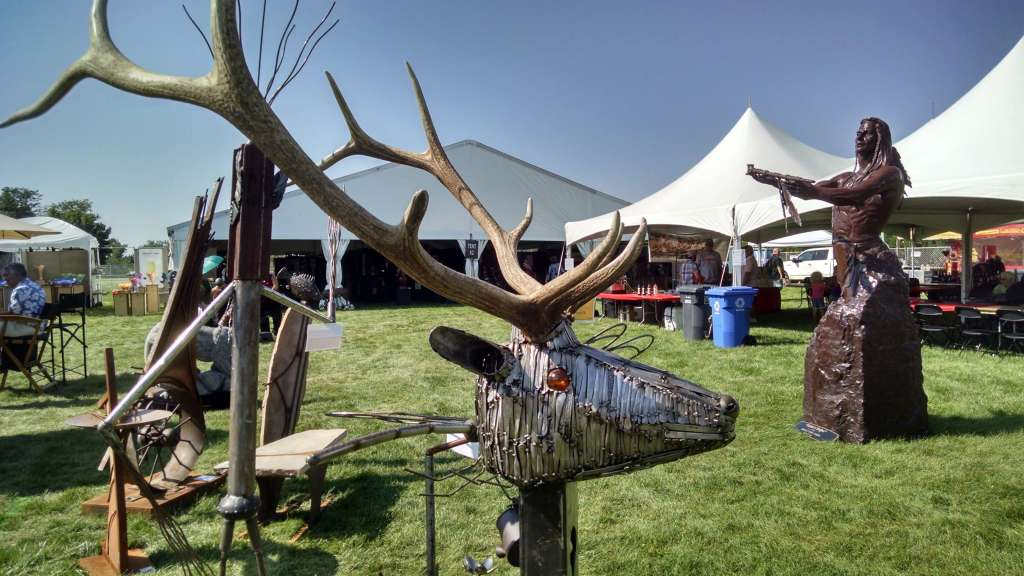 Loveland Sculpture Invitational 2018