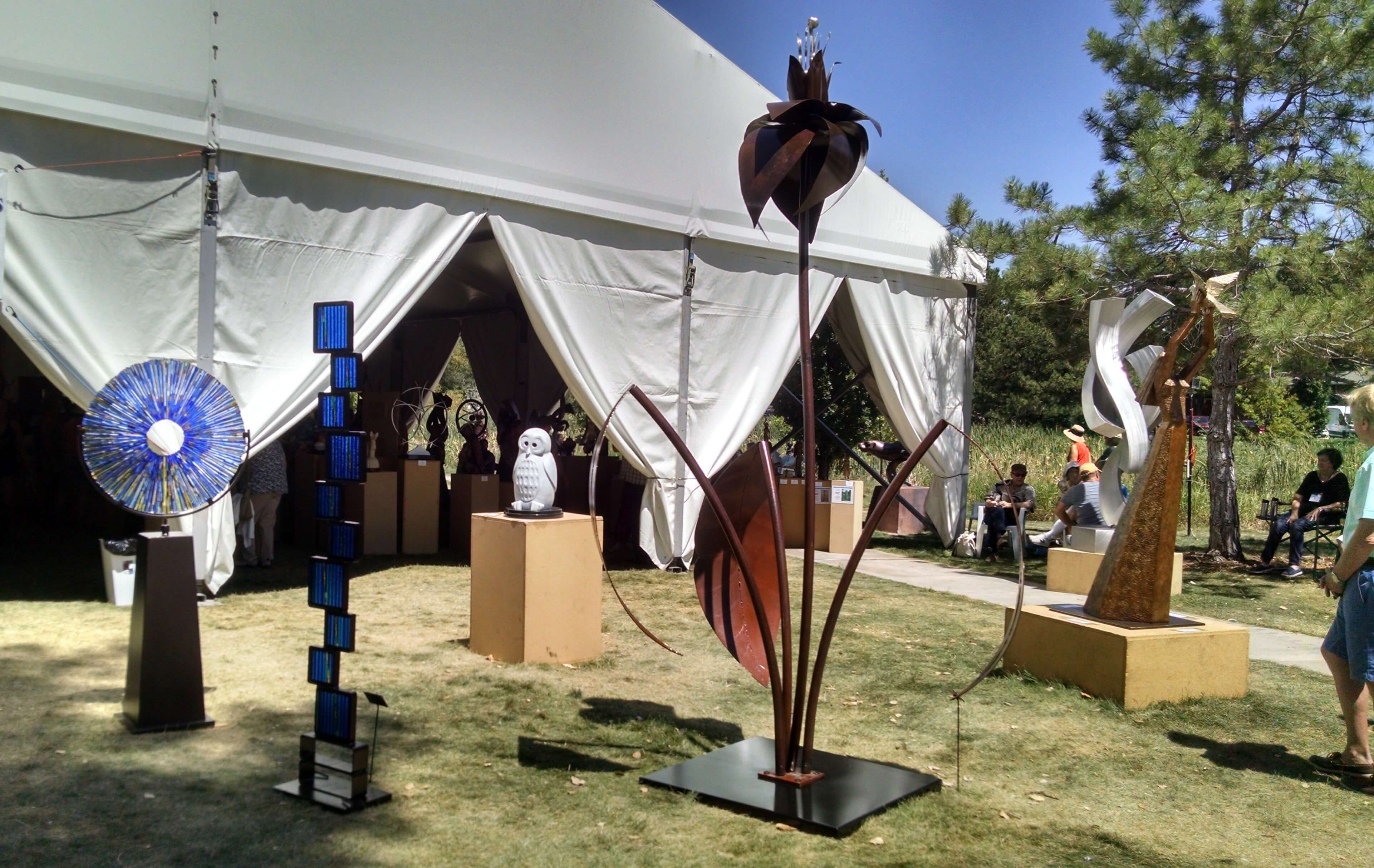 Sculpture in the Park 2018