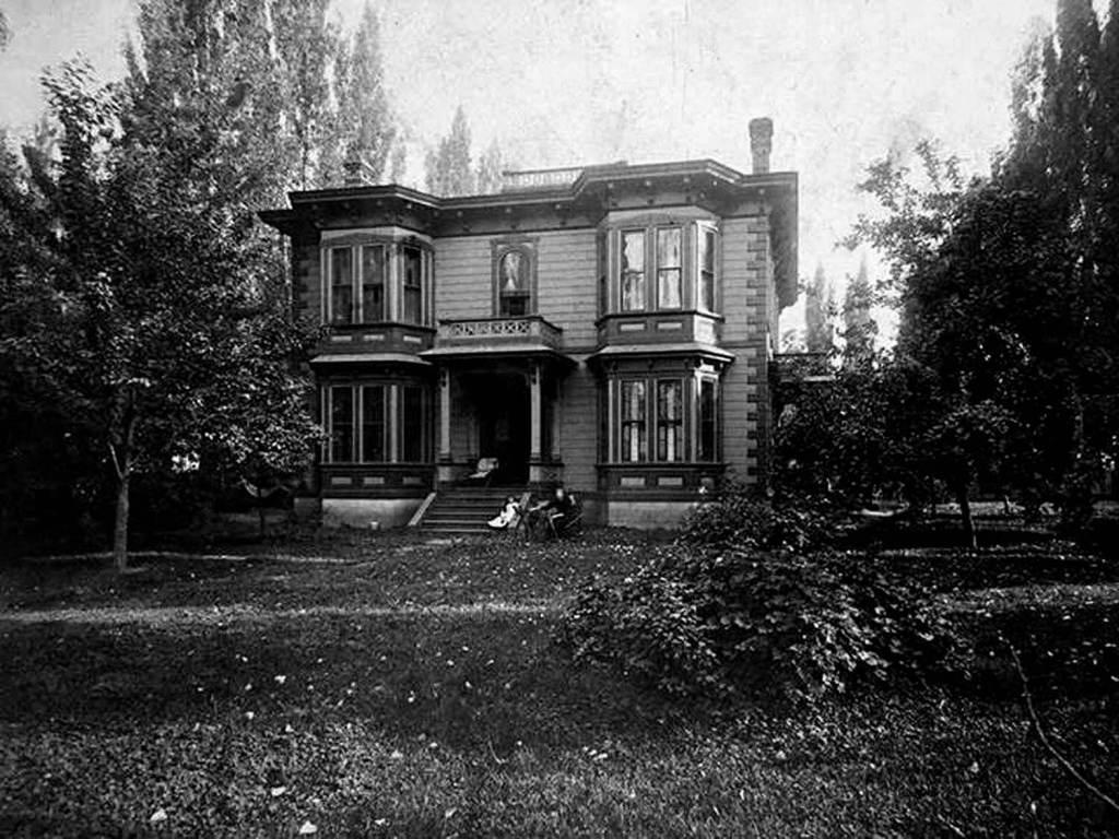 William F. Kettenbach home, circa 1896-1898.