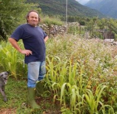 Cesare Sertore... coltivatore custode di Ponte