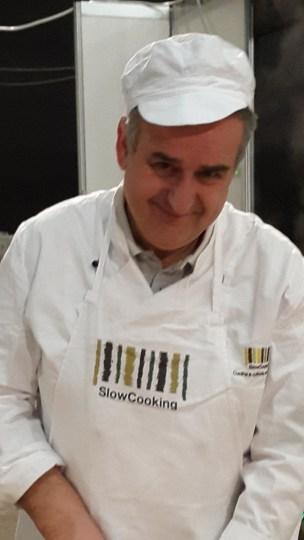 Maurizio Vaninetti, Slowcooking e gastronomo del territorio