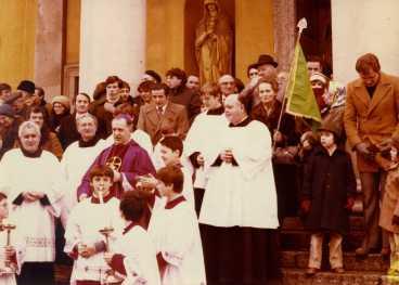 festa ringraziamento 21-01-1979 casatenovo