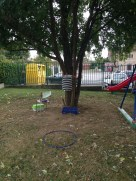 Luna Park - canestro