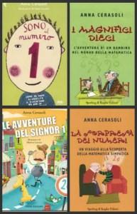 Speciale Anna Cerasoli: i libri matematici che preferisco