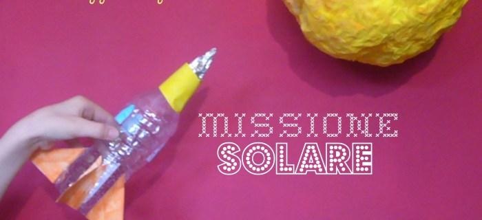 Razzi in missione solare