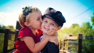 18 cose che i bambini ci insegnano sull'amore