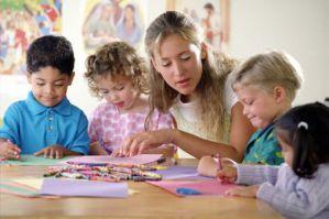 Come prepararsi alla scuola materna