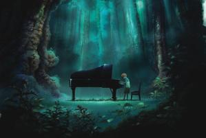 Piano forest – Il piano nella foresta (Film)