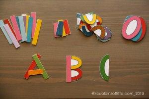 Insegnare a scrivere con le lettere componibili (da scaricare)