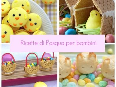 ricette di Pasqua per bambini