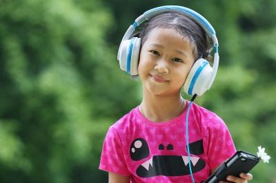 5 Audiolibri in inglese per bambini