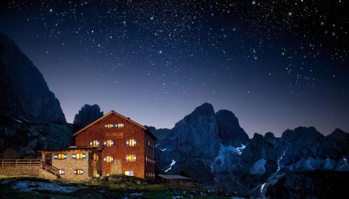 rifugio Trentino