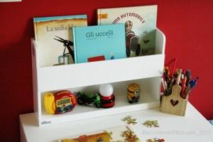 Libreria per la cameretta dei bambini Tidy Books