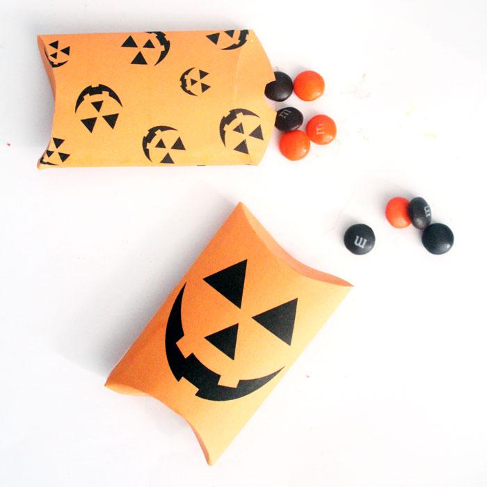 halloween scatola da stampare