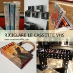 Come riutilizzare le cassette VHS in modo creativo