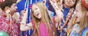 Come intrattenere i bambini alle feste di compleanno