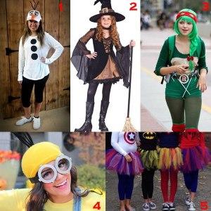 10 Costumi di Carnevale per teenagers