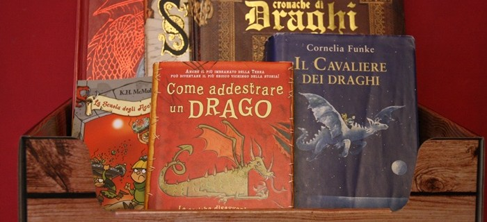 Libri sui draghi con bei disegni da copiare