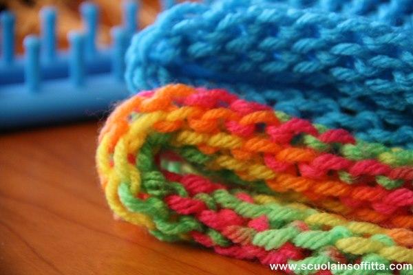 telaio per lana