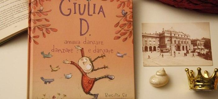 Giulia D. – Un libro sul coraggio