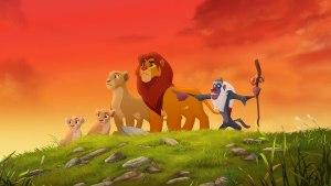 the lion guard il ritorno del ruggito