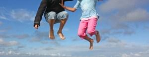 10 Idee contro la sedentarietà dei bambini