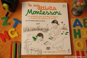 Il libro Le mie attività Montessori di L'Ippocampo