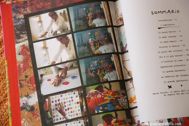 la fabbrica dei colori laboratori di hervé tullet libro