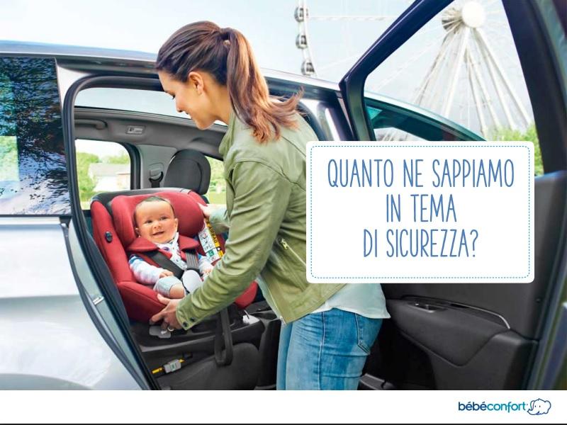 Seggiolini auto: cosa cambia con la normativa I-Size?