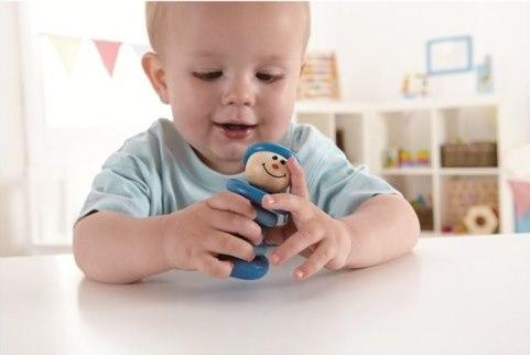 giochi sensoriali per neonati