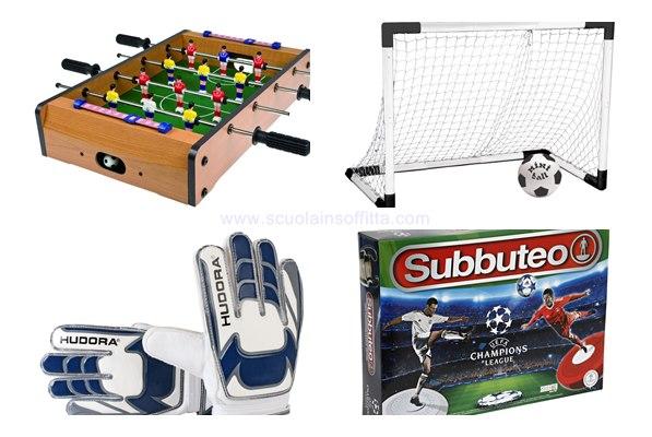 giochi sul calcio per bambini