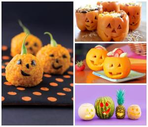5 Idee alternative alla zucca di Halloween