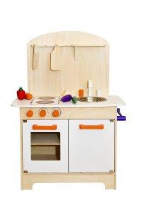 Idee per costruire una cucina giocattolo in cartone - Cucina ikea per bambini ...