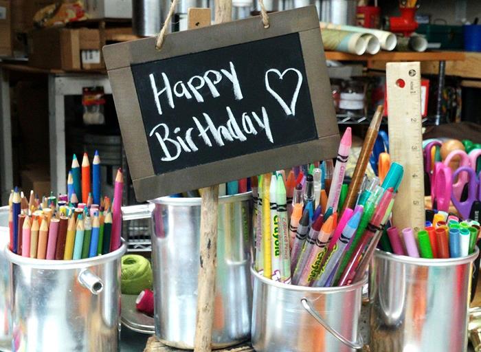 idee festa di compleanno a scuola