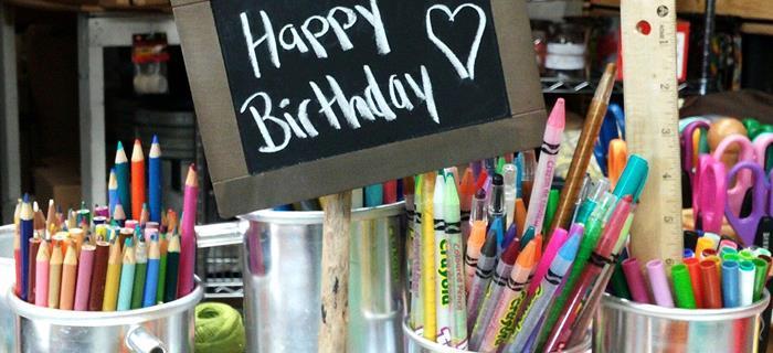Idee per una festa di compleanno a scuola