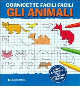 Cornicette da colorare - Libro da colorare elefante libro ...