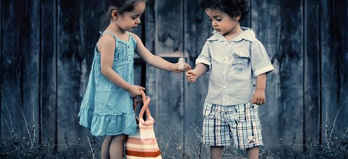 Come insegnare le buone maniere ai bambini