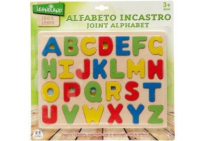 lettere montessori legno