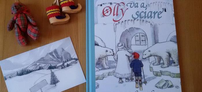 Olly va a sciare – Libro di Elsa Beskow in italiano