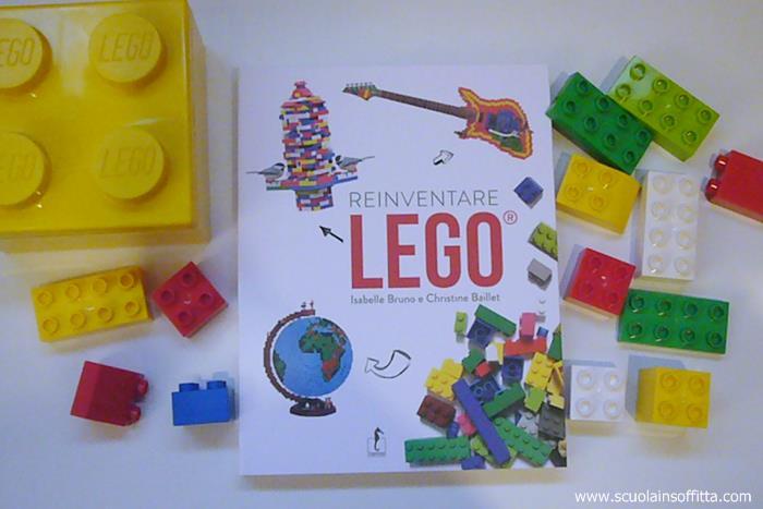 reinventare lego libro l'ippocampo