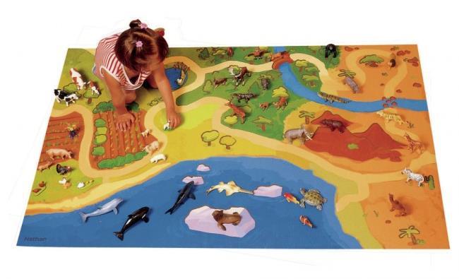 tappeti gioco per bambino